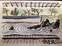4大徳寺瑞峯院の絵