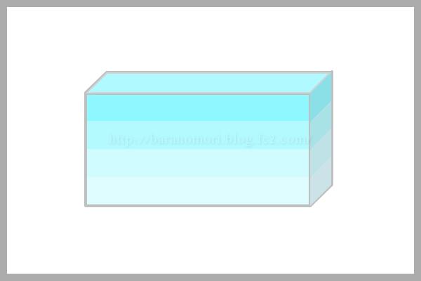 手作り石鹸 グラデーション 20151127