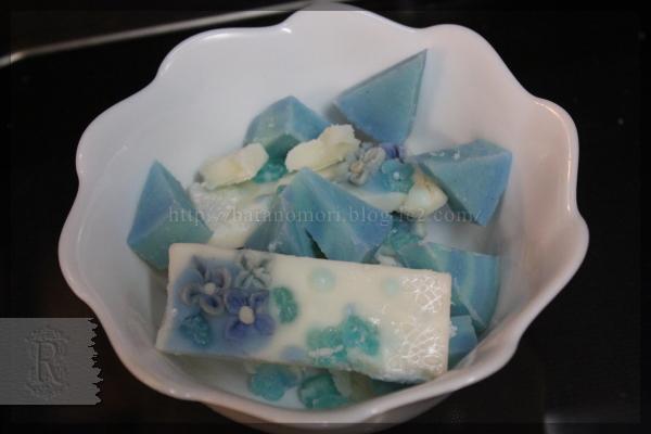 リバッチ石鹸 電子レンジ 20160108