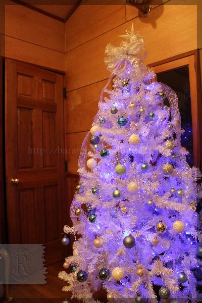 クリスマスツリー 無断使用厳禁 20151223