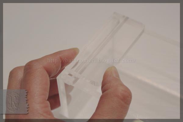 アクリルモールド 自作 改良 手作り石鹸 20160130