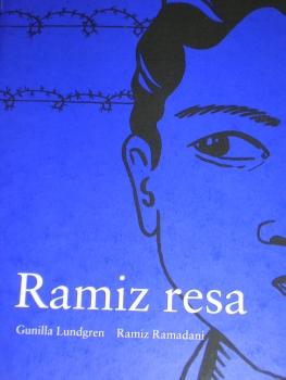 Ramiz resa 表紙