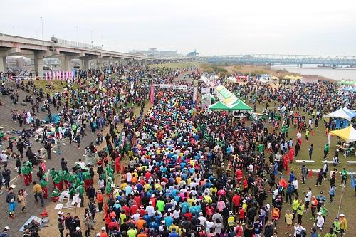 IMG_5980 10kmマラソンスタート