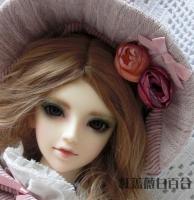 レダ:LOONGSOUL zi xiaヘッド+LOONGSOUL58女1代ボディ(黄肌)