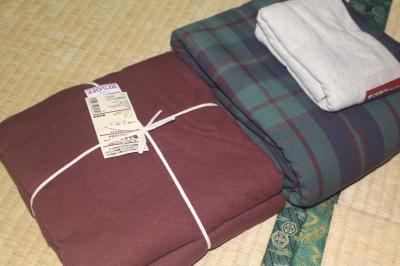 無印の布団カバー
