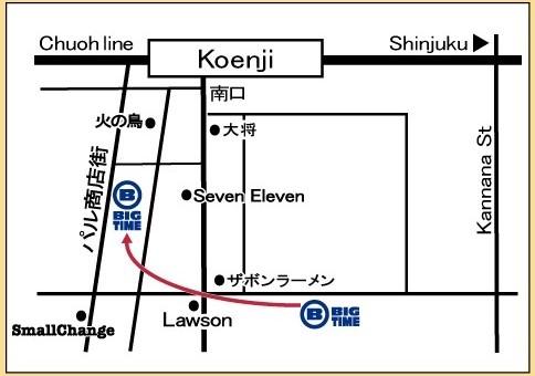 KOB-新店 ビラ案