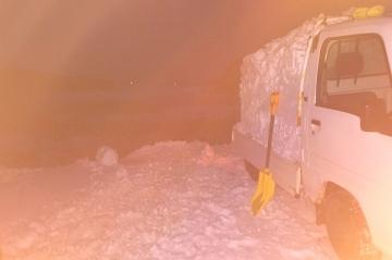 雪捨て場_600