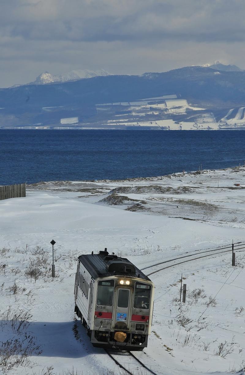連邦鉄道の撮影記録 2/7:釧網本線のキハ:激寒の北海道遠征ー30