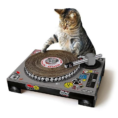 DJねこスクラッチングパッド