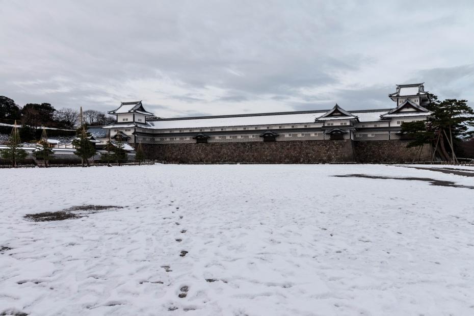 2016.01.23金沢城公園1