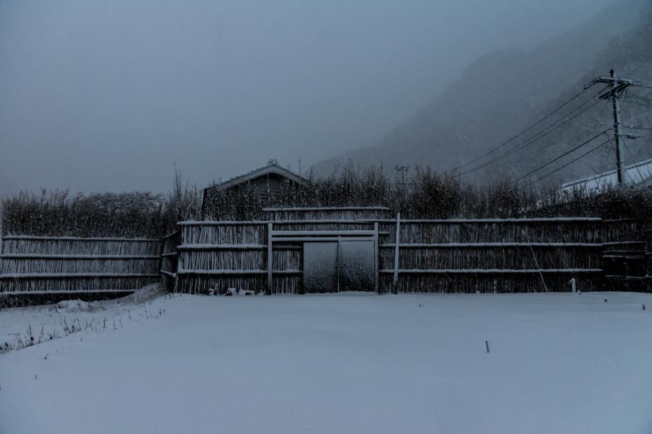 2016.01.24上大沢の雪景色9