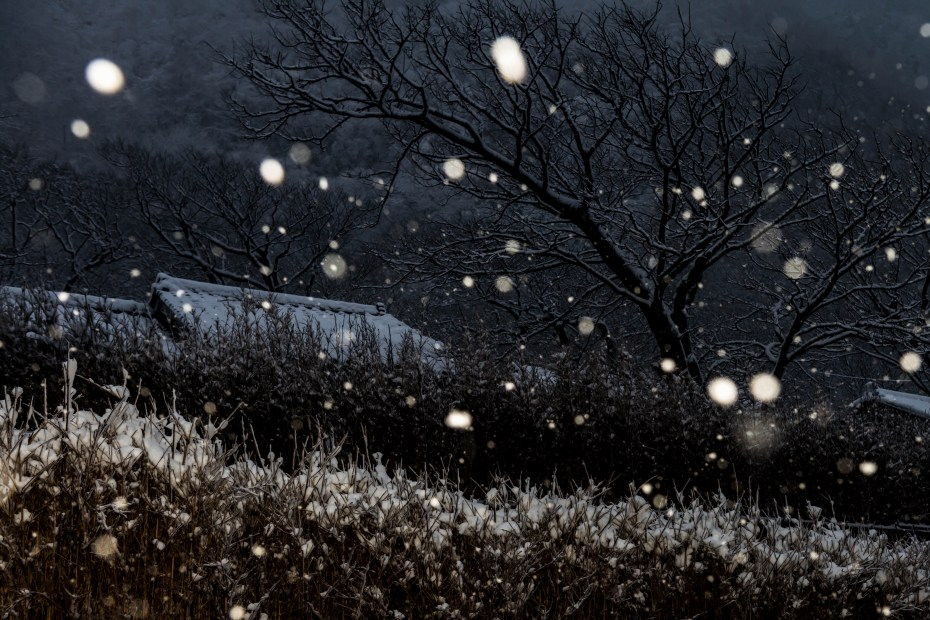 2016.01.24上大沢の雪景色1