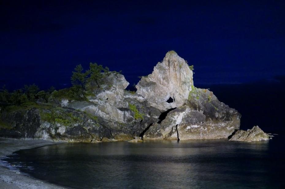 2016.01.24窓岩の雪景色6(2015.08.21)