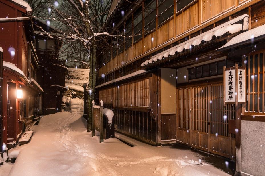 2016.01.25主計町の雪景色5