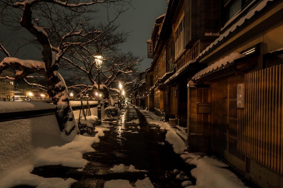 2016.01.25主計町の雪景色6