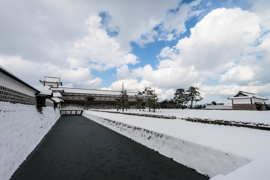 2016.01.25金沢城公園7