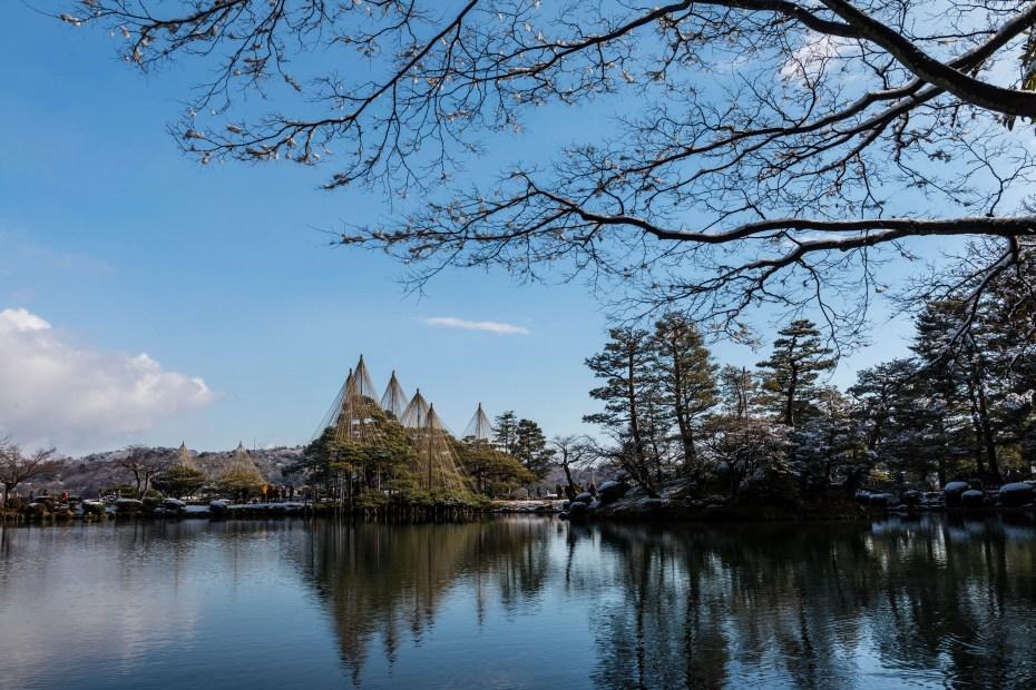 2016.02.07兼六園の雪景色5