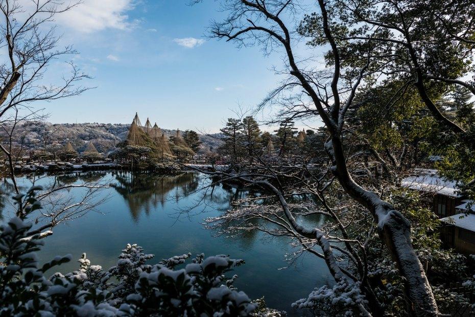 2016.02.07兼六園の雪景色4