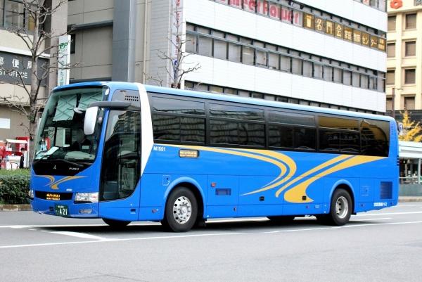 徳島200か・421 M1501