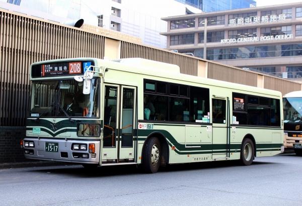京都200か1517 208
