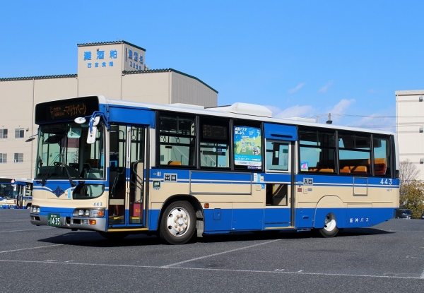 神戸200か1435 443