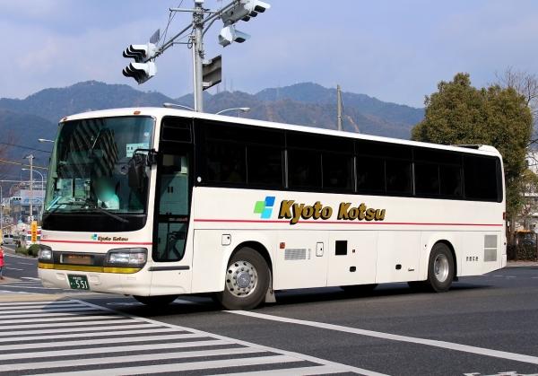 京都200か・551 801