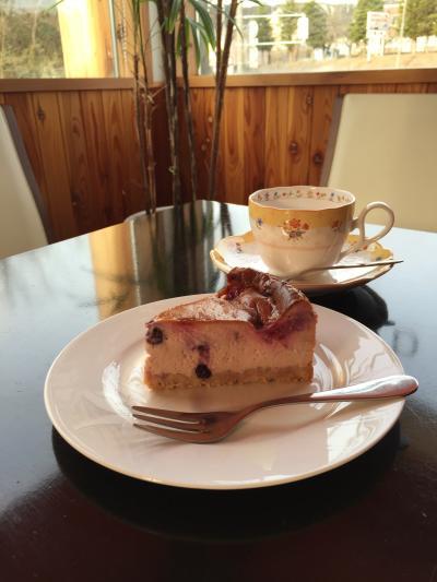 3種のベリーmixチーズケーキ
