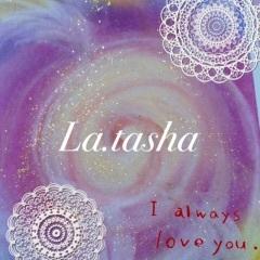「魂の波動画家 La.Tasha」