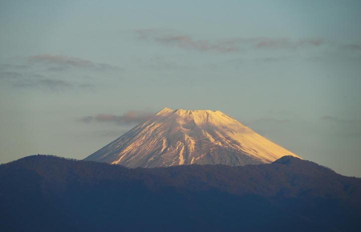 12月22日 7-02今朝の富士山-11
