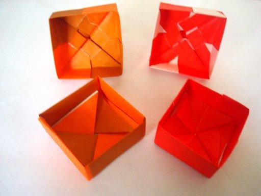 Origami box-2