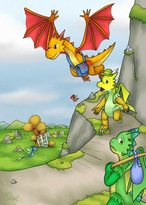 Dragon-Gre-Ore-Yel 150831