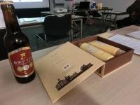 ミツバチ酵母のビール