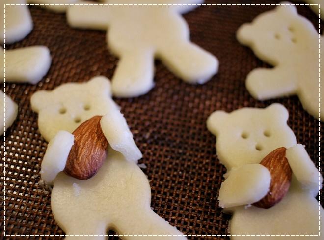 クマクッキー2