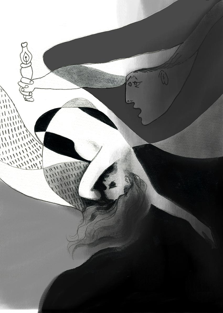 暗幕のゲルニカ8