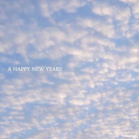 2016 新年