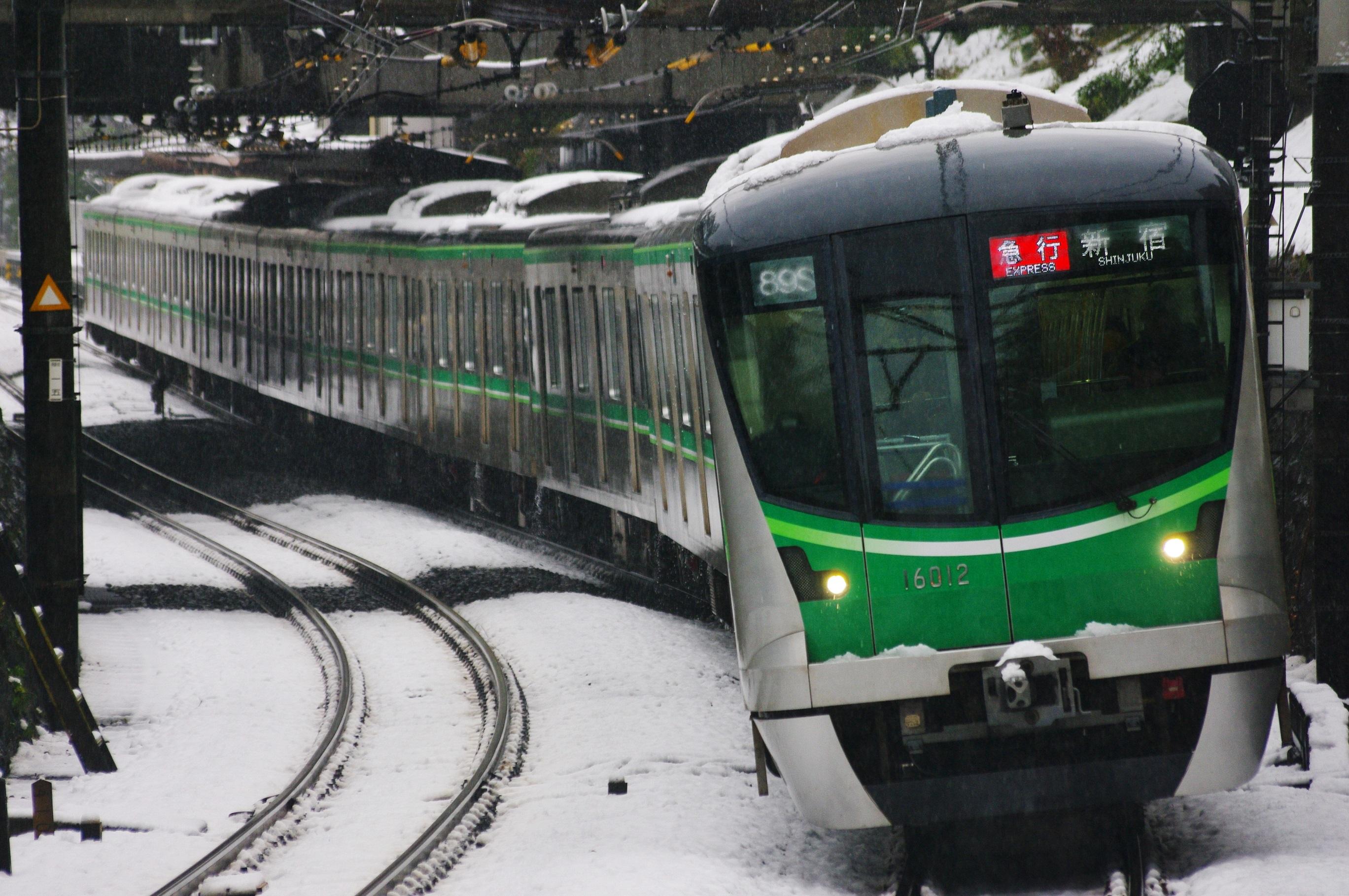 2015/01/18「89S急行新宿行」