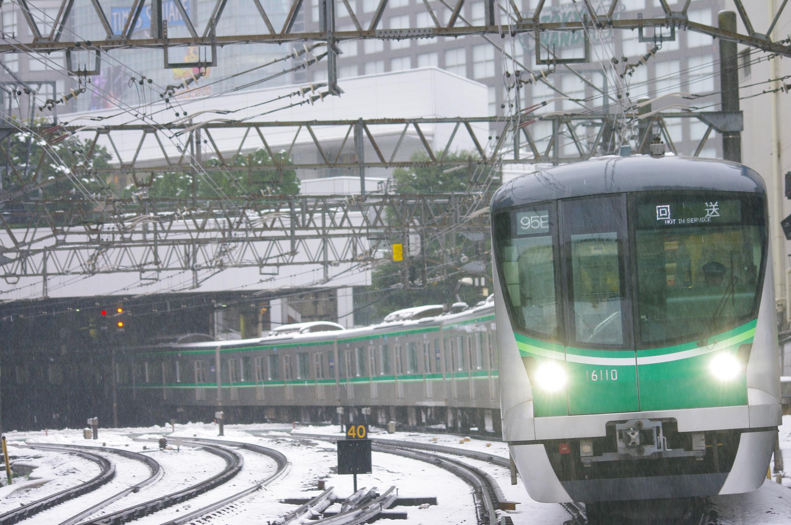 2015/01/18「95E代走折返し回送」