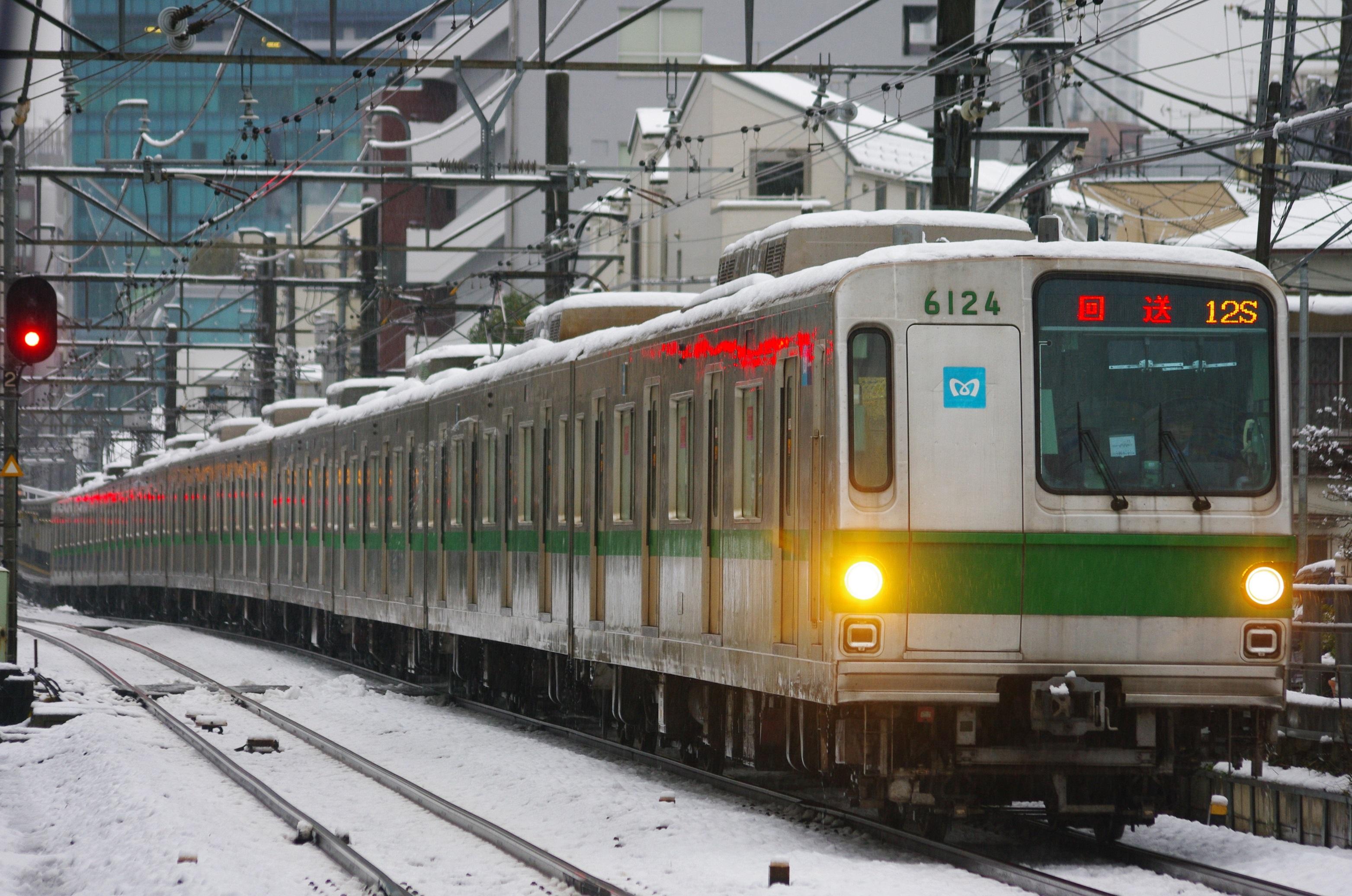 2015/01/18「12S折返し回送」