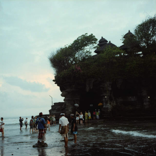 The temple in the sea 01
