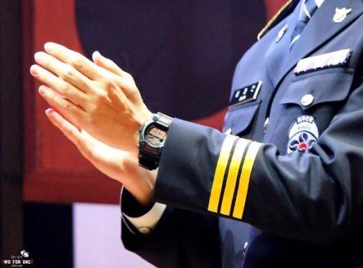 160109義務警察コンサート チャミ