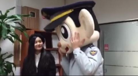 160201ソウル警察動画シウォン