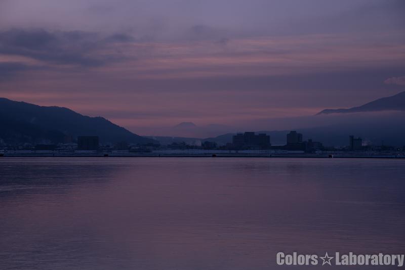 2016 1月22日 諏訪湖 2-0607