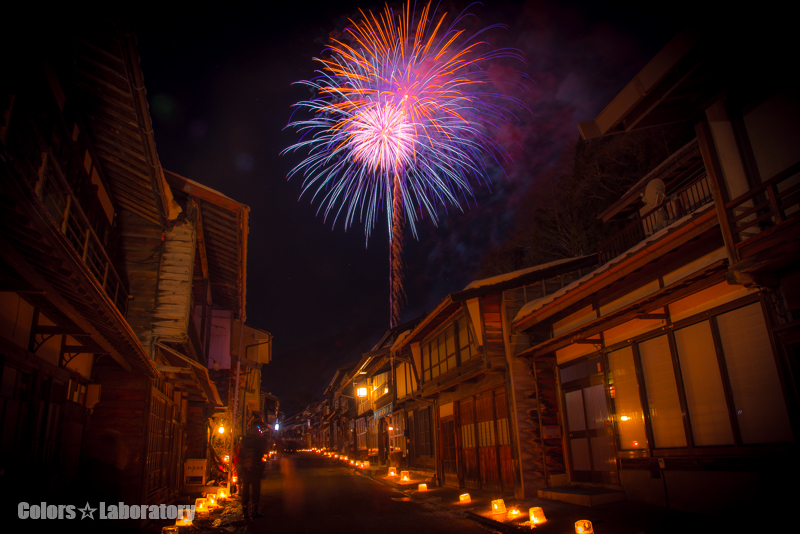 22016 2月3日 奈良井宿 6-2078