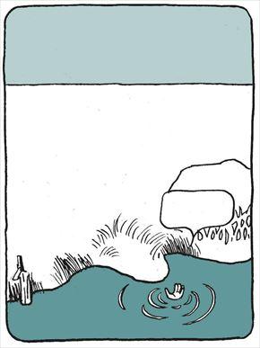 溺れていた⑧
