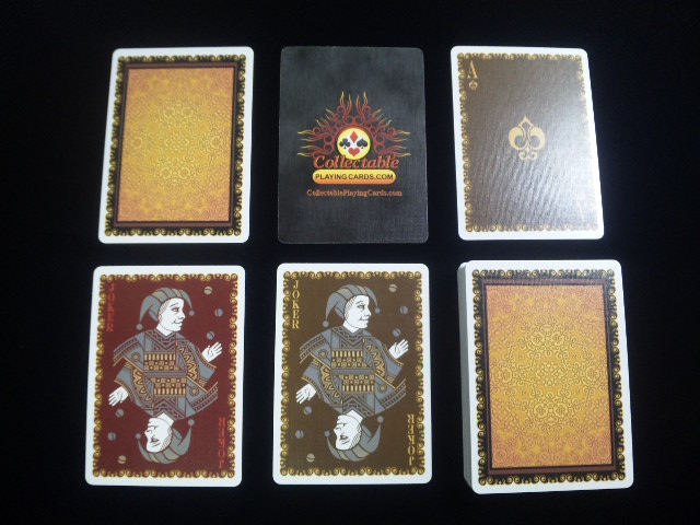 Essence Lux Playing Cards (BICYCLE) (5)