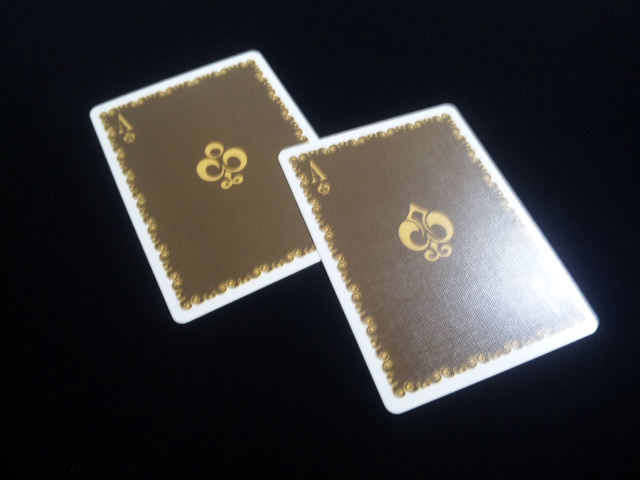 Essence Lux Playing Cards (BICYCLE) (7)