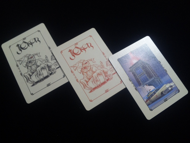 Ghostbusters Playing Card (6)