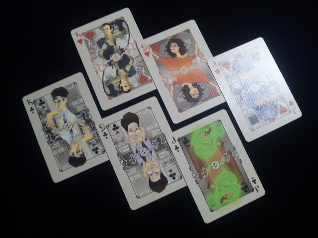 Ghostbusters Playing Card (7)