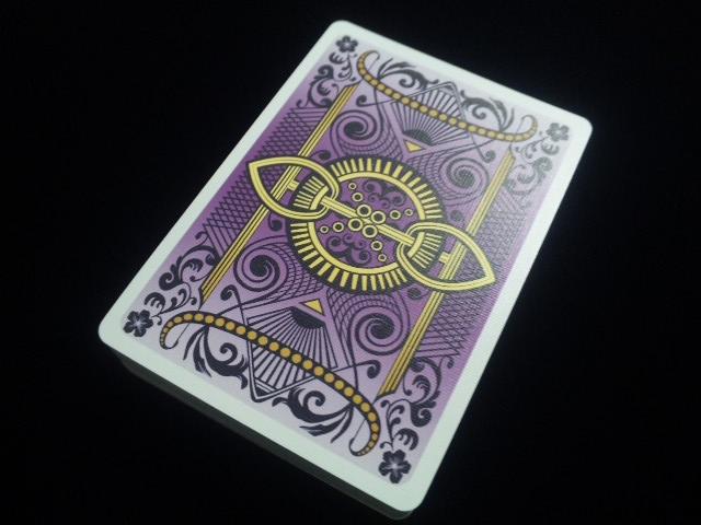 Viola Playing Cards (BICYCLE) (3)