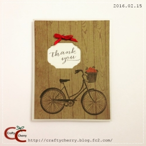 Crafty Cherry * bicycle